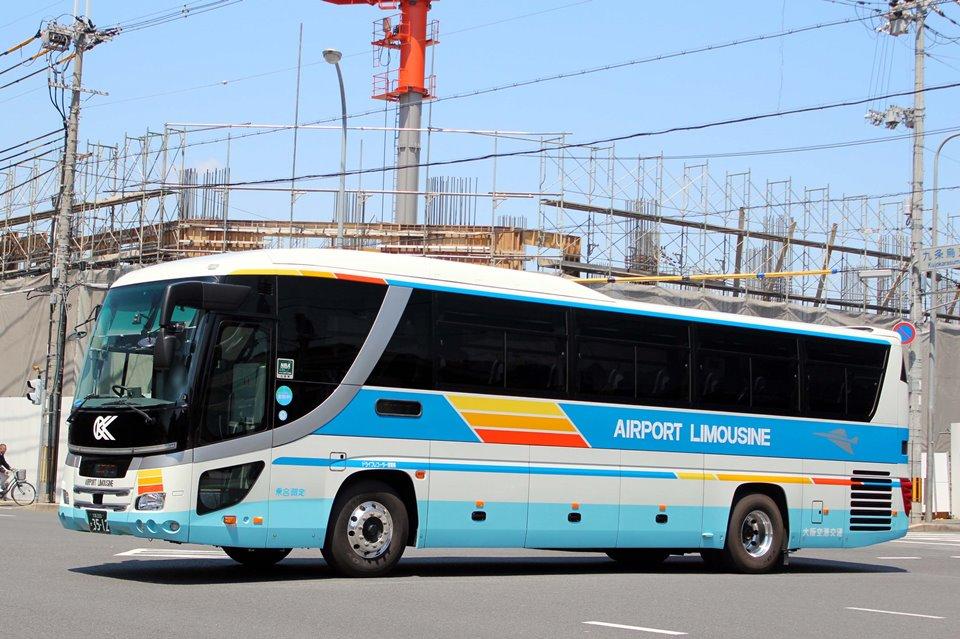 大阪空港交通 か3512