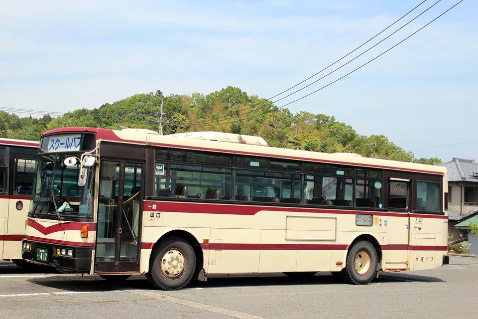 京福バス か417