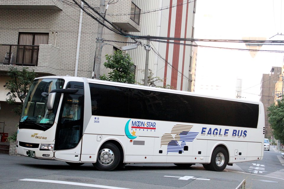 イーグルバス 3606