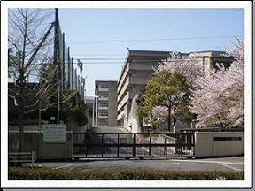 佐井寺中学校縮小
