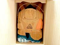 1番福の像 木彫りのえびす様
