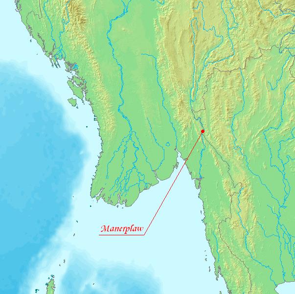 マナプロウの位置