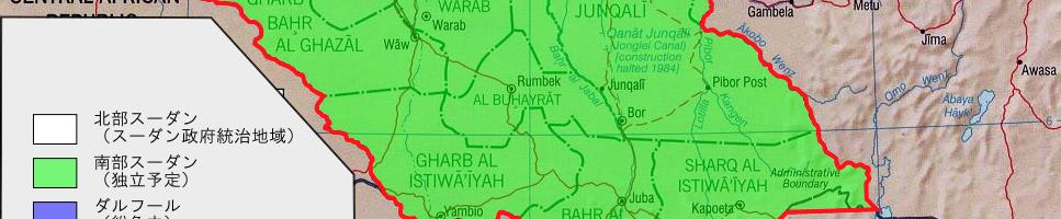 スーダン全図_5