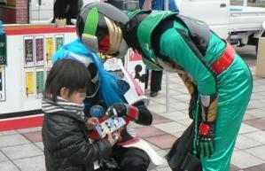 渦戦士エディー_in眉山ロケ市