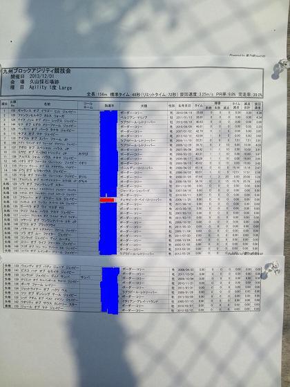 20131201 九州ブロックアジリティー1ラージ 1コピー