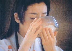 吉向茶碗blog01