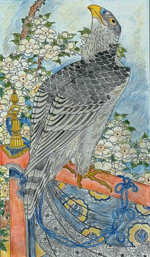 桜と鷹blog01