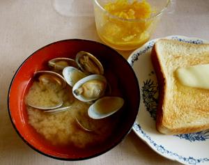 あさり味噌汁裏技blog02