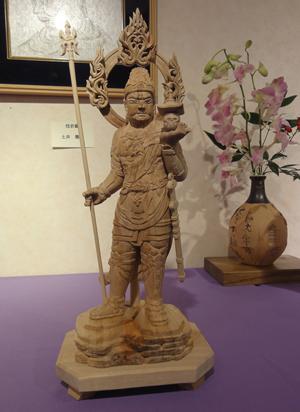 19回仏像彫刻展blog01