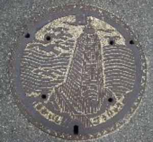 堺市マンホール蓋blog01