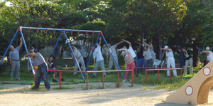 2012.8.25ラジオ体操blog02