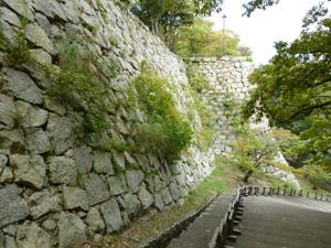 明石城石垣blog02
