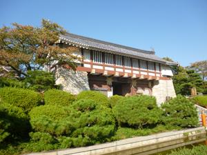 2012.10.20伏見桃山城blog01