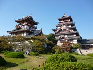 2012.10.20伏見桃山城blog02