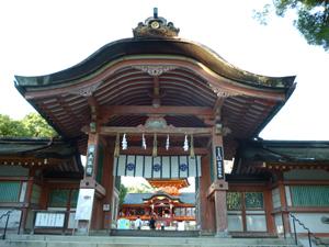 男山石清水八幡宮blog02