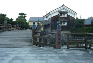 八幡市安居橋blog01