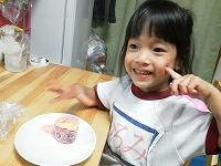 姫手作りケーキ♪