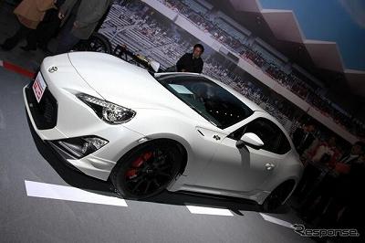 トヨタのFRスポーツ「86」