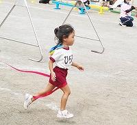12'姫4歳の運動会