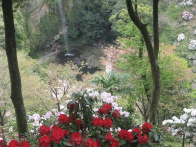 うらみの滝