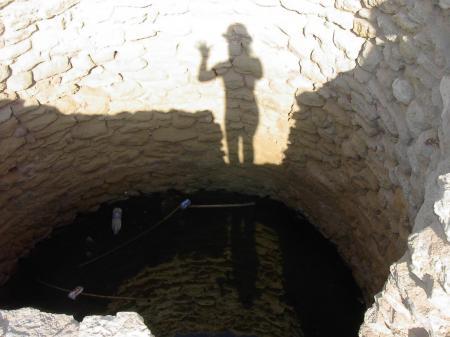 モーゼの井戸