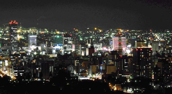 仙台夜景1