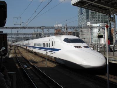700系新大阪駅