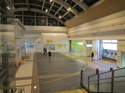 長野駅コンコース1