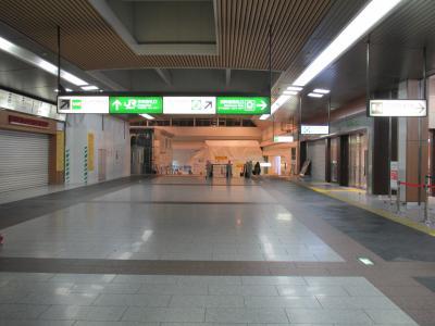 長野駅コンコース2
