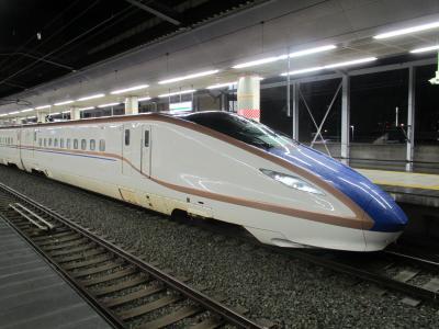 長野駅E7系あさま