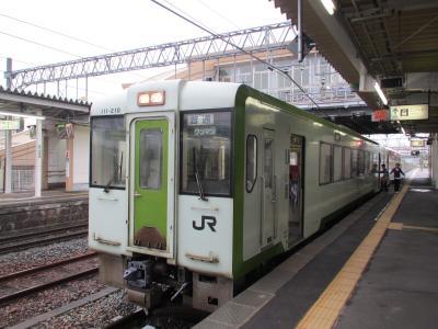 豊野駅飯山線