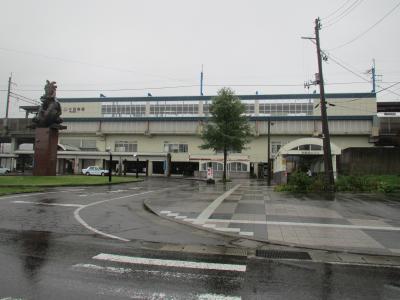 十日町駅舎2
