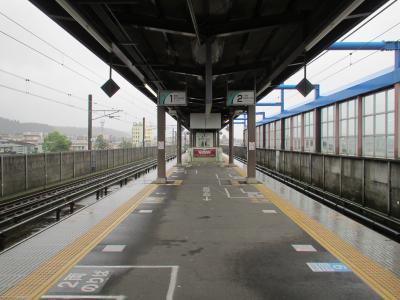 十日町駅ホーム2