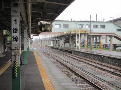 十日町駅ホーム1