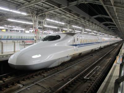 N700系新大阪駅