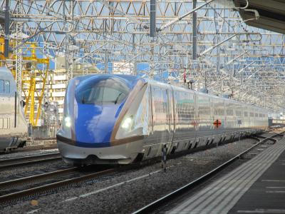 E7系高崎駅
