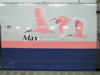 Maxたにがわ越後湯沢駅2
