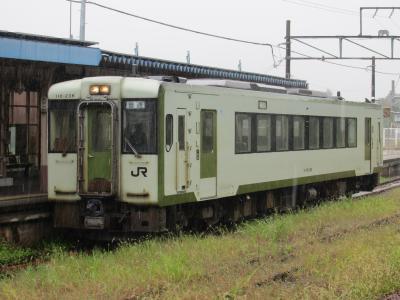越後川口駅キハ110系