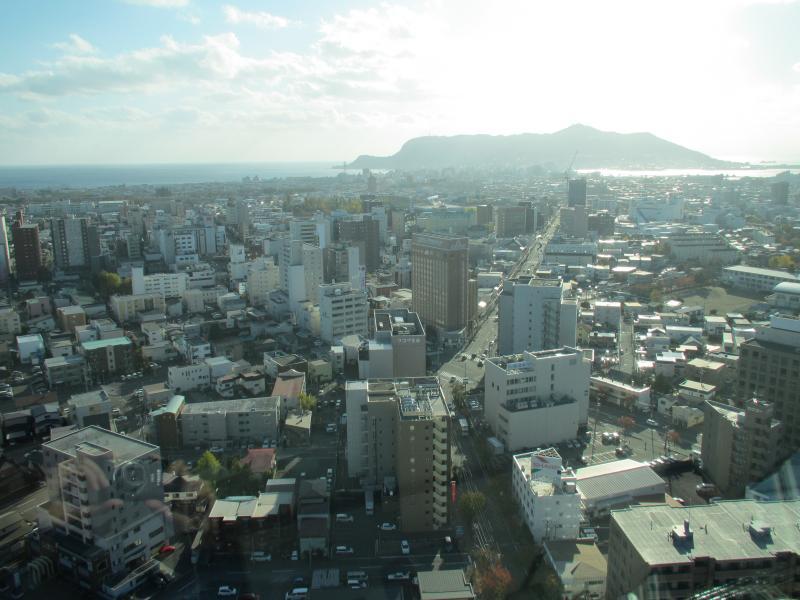 五稜郭タワー眺望3