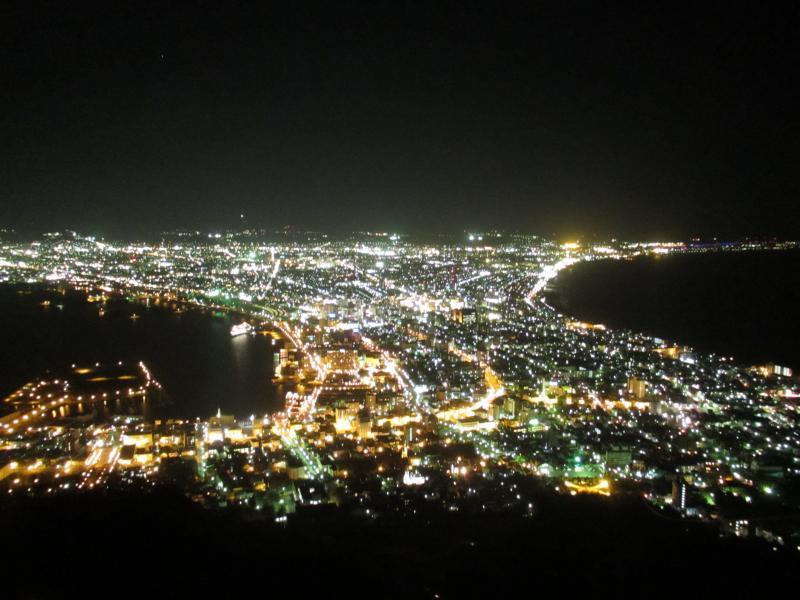 函館市街地夜景2