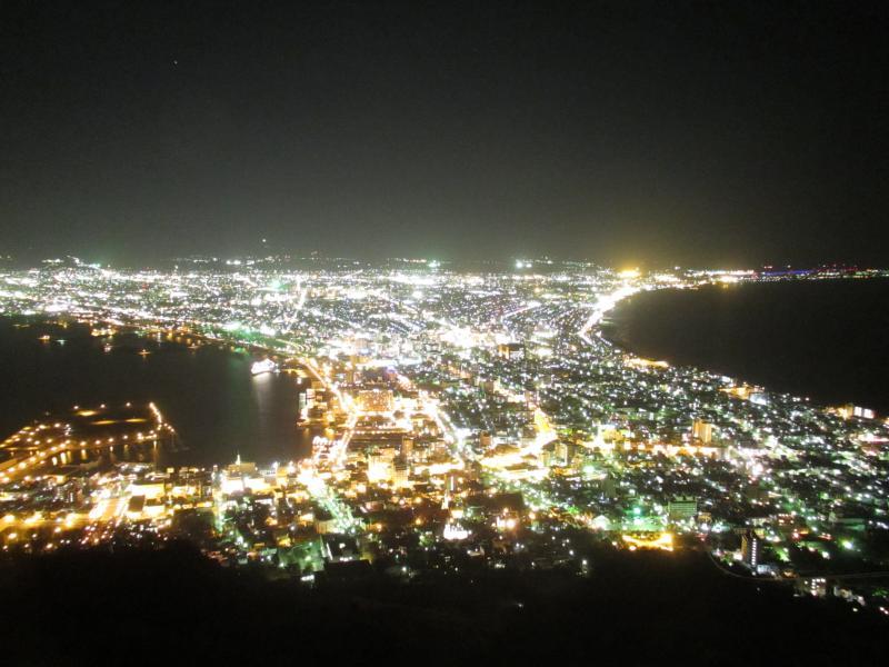 函館市街地夜景3
