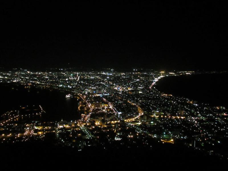 函館市街地夜景1