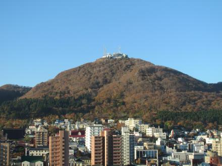 函館山遠望