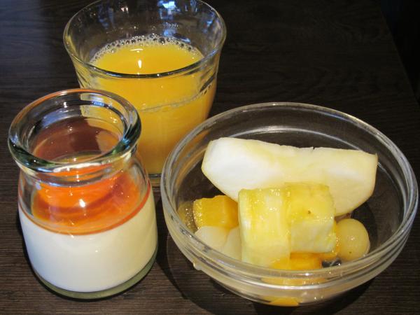 朝食バイキング3