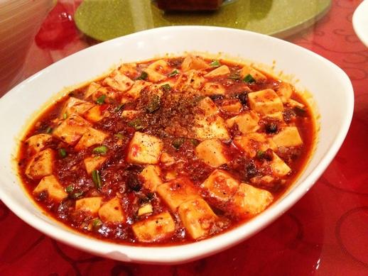 上海麻婆豆腐
