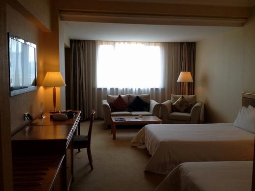 上海ホテル1