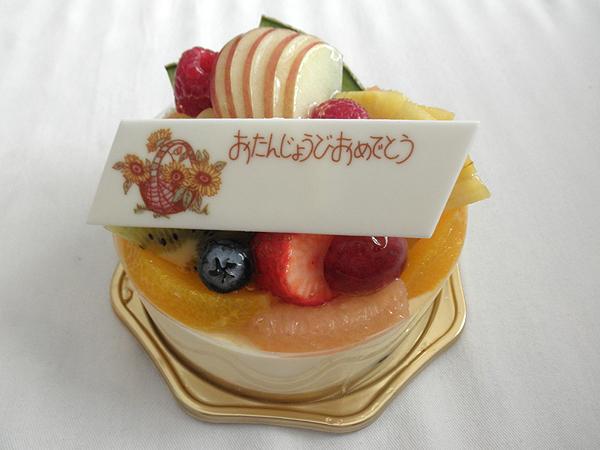 20120415千疋屋ケーキ