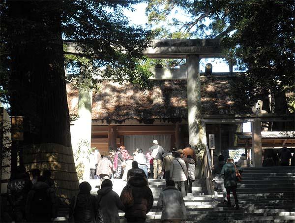 20130125内宮 正宮