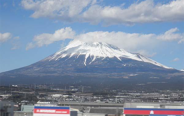 20130126富士山