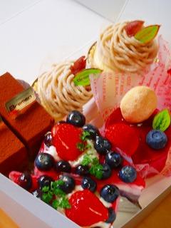 ブレーメンのケーキ